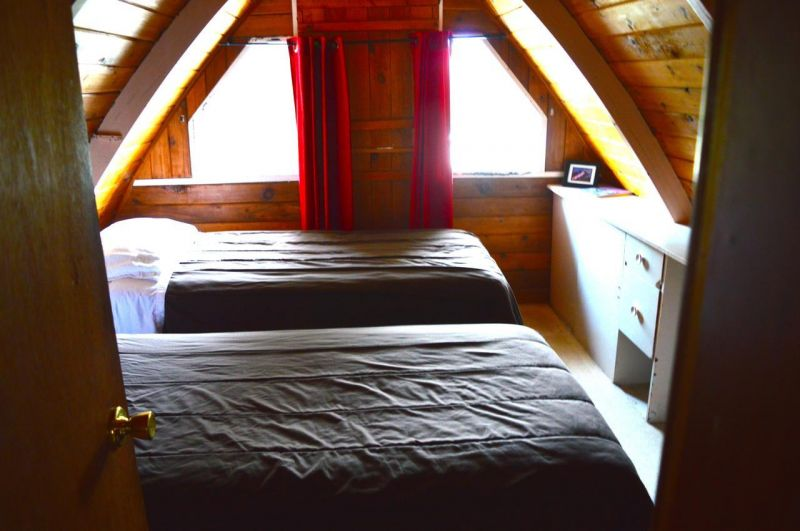Cabin Bedroom 1