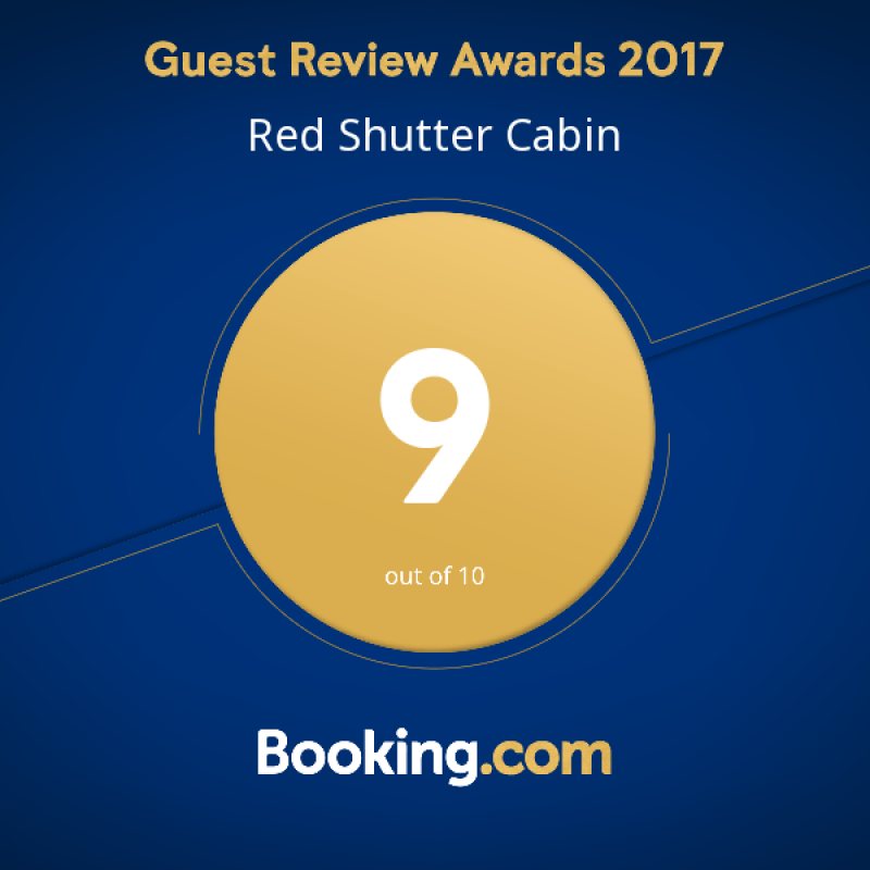 Cabin Guest Review Awards